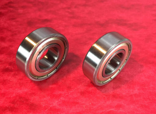 """2 ARBOR BEARING SET Replaces RIDGID PART 820015 for 10/"""" TABLE SAW BLADE ARBOR"""