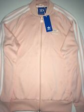 pink adidas suit