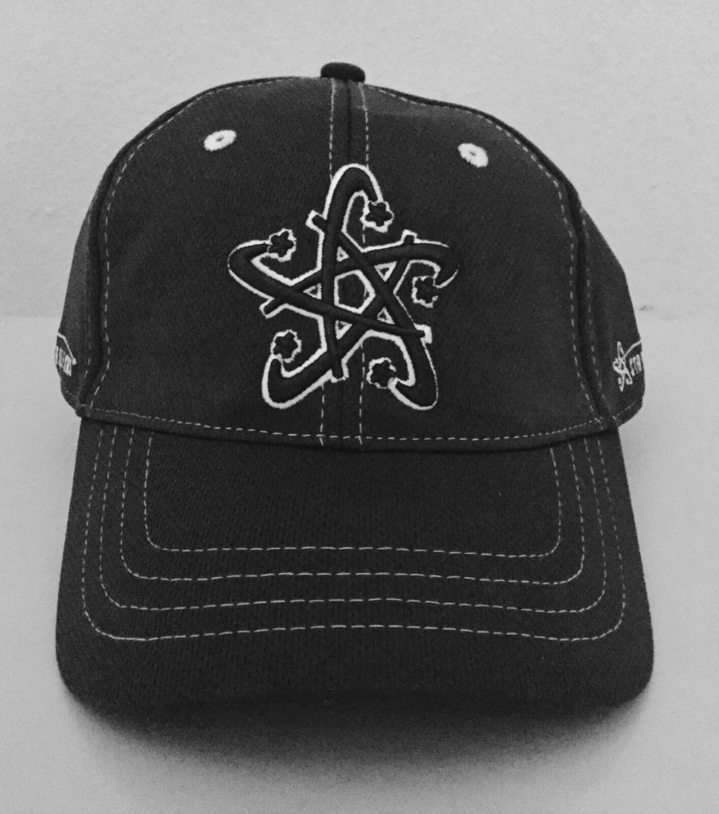 8c9222f71cc New star companies men embroidery strapback hat cap charcoal gray strapback  embroidery cap osfm jpg 1413x1600