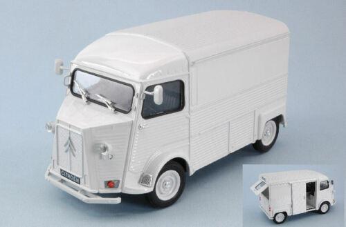 Citroen HY Type 1962 White Van 1:24-27 Model 24019CR WELLY