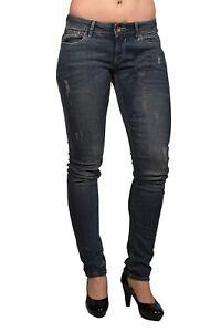 Angemessen Garcia Damen Stretch-jeans Riva 261-2252 Slim Vintage Tinted