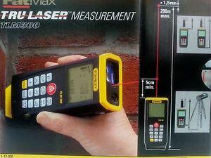 Medidor Laser Tlm300