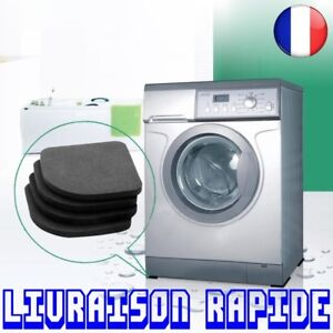 4 pcs machine laver anti vibration choc antid rapant. Black Bedroom Furniture Sets. Home Design Ideas