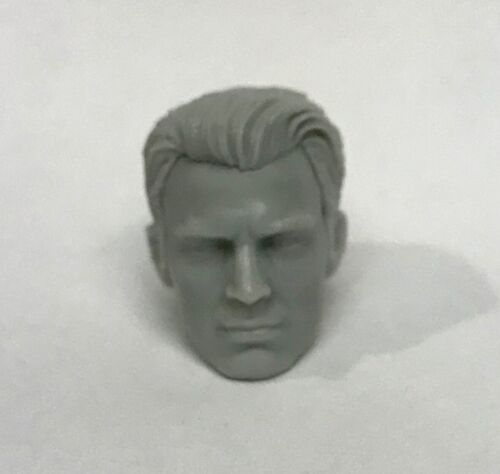 Marvel Legends ML Captain America Worthy 1:12 Scale Custom Resin Cast