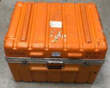 Military Flight Case Shipping Reusable Container 30x19x 23 Thermodyne Locker