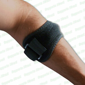 Tennis-Golfer-Elbow-Strap-Epicondylitis-Wrap-Support-Lateral-Pain-Syndrome