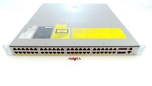 Cisco-WS-C4948E-F-Catalyst-48-Port-10-100-1000-RJ45-10GbE-SFP-Network-Switch
