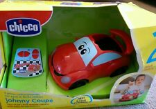 Chicco Johnny Coupe Radio Control Car.