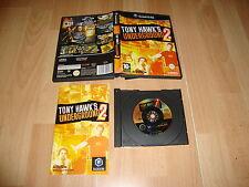 TONY HAWK'S UNDERGROUND 2 DE ACTIVISION PARA NINTENDO GAME CUBE USADO COMPLETO