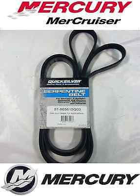 NEW OEM Mercury V6 V8 Belt  57-865615Q03 57-865615-003