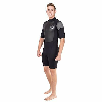Preowned Seavenger Men's 3mm Shorty Wetsuit with Rubberized Stomach