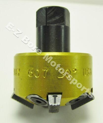 Neway CU 60730 Degree Valve Seat Cutter 1-1//4 32mm Diameter5 Carbides