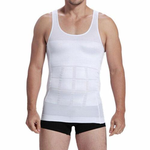 Männer Ultra Lift Body abnehmen Shaper Brustkompression Sport Taille Korsett Top