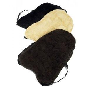 Hy fourrure tissu siège saver-cheval de selle seat cover-afficher le titre d`origine VJ8VxVKU-07134219-120769038