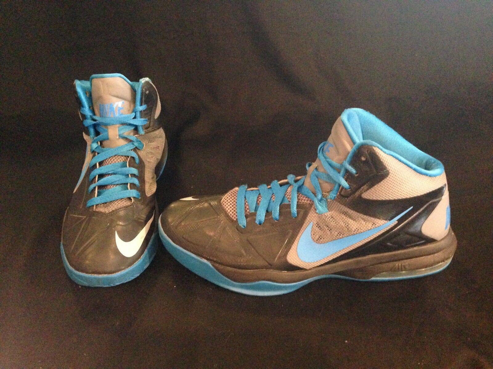 Nike Air Max Body U manstorlek 9.5 svart / grå / foto blå 599350-004