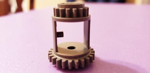 LEGO Technic DARK GREY DIFFERENTIAL GEAR 24-16 Teeth drive speed # 6573