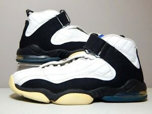 online store 0a654 dcc83 Image is loading Nike-Shoes-2005-Air-Penny-4-IV-Orlando-