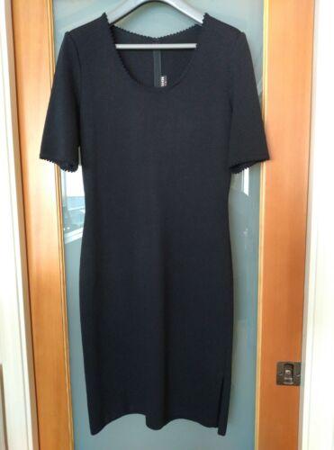 St. John Basics Black Dress Flaws REPAIRED size 8
