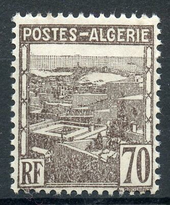 Architecture Stamp Timbre Algerie Neuf N° 164 ** Vue D'alger Beautiful In Colour