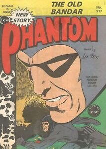 THE-PHANTOM-COMIC-917-FINE-Frew