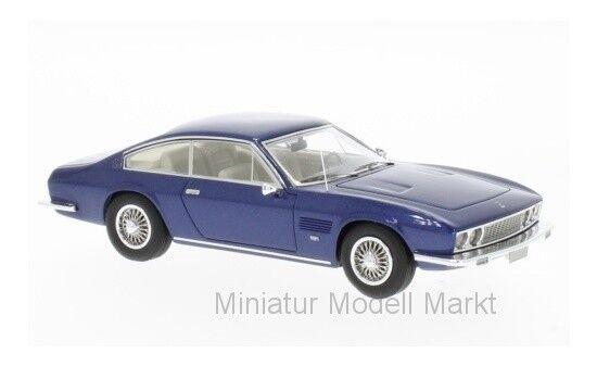 49546 - NEO Monteverdi 375 L-metallico-BLU SCURO - 1969 - 1 43