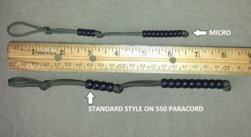 Micro Pace Counter Beads US Veteran Made in USA Minimalist Ultra Light