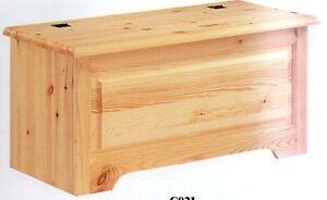Cassapanca baule arte povera legno biancheria cassapanche - Mobile terrazzo legno ...