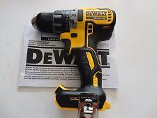 "DEWALT DCD791B 20V 20 Volt 2 Speed Brushless 1/2"" Lithium Ion Max Drill Driver"