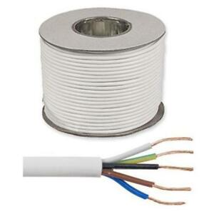 50//100 Meters NYY-J Outdoor Pvc Pond Cable 1.5mm 2.5mm 4mm 3C 4C 5C
