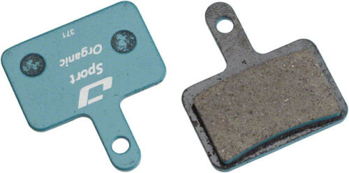 Jagwire Sport Organic Disc Brake Pads for Shimano Deore T615 M525 M515