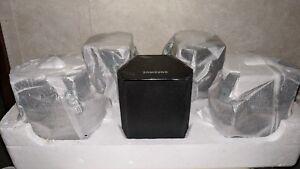 Theater-Surround-Sound-Samsung-Speakers-PS-FS1-1-Complete-Set