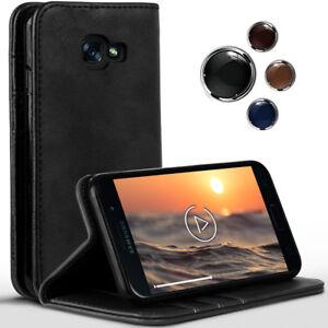 Livre-Etui-pour-Samsung-Galaxy-A5-2017-360-Degre-Etui-Coque-Full-Rabattable