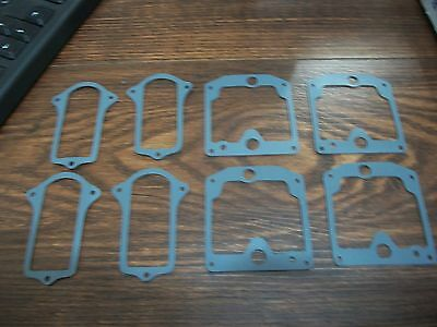 SUZUKI GS 1000 FLOAT BOWL GASKETS + TOPS  8 FOR $17.99  * FREE SHIPPING *