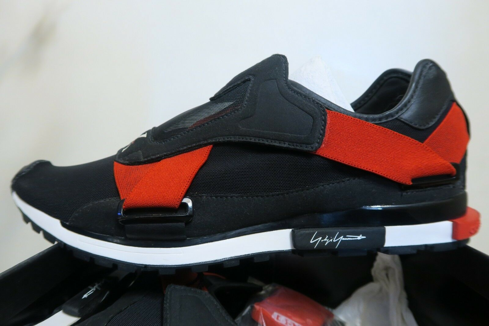 """Adidas to Micropacer """"Yohjipacer"""" Limited to Adidas 300 pairs! US 9.5 d38183"""