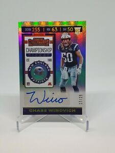 2019-Contenders-Championship-Ticket-Variation-Chase-Winovich-RC-AUTO-17-25-Ssp