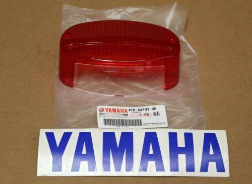 YAMAHA RAPTOR 660 TAILLIGHT BRAKE LIGHT COVER GENUINE YAMAHA OEM 2001-2005