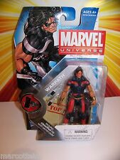 Marvel Universe Warpath Red Costume Variant X-Force X-Men Hasbro 3 3/4 Inch