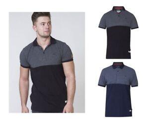 47e2500ca D555 Mens Duke Pique Knit Short Sleeve Polo Shirt Big Tall Plus King ...