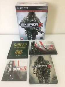 Playstation-3-Sniper-2-Ghost-Warrior-Collectors-Edition-Boxed-VGC-PS3