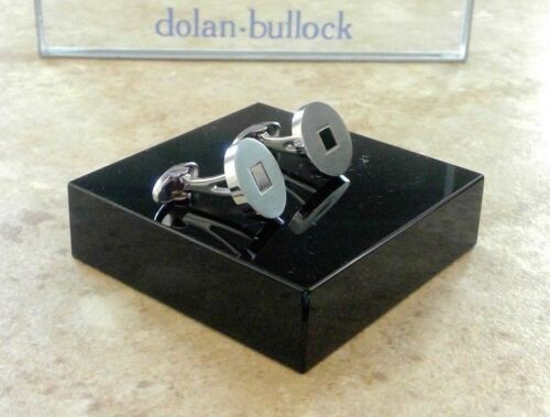 DOLAN BULLOCK formal  ss /& 18k cufflink NCL010104   USA MADE SAVE BIG $200 msrp