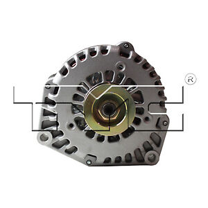 Image Is Loading New Alternator 2003 2004 2005 Silverado Tahoe Suburban