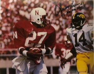 NEBRASKA-FOOTBALL-IRVING-FRYAR-27-AUTOGRAPHED-PHOTO-1993-HUSKER-HOF-IOWA
