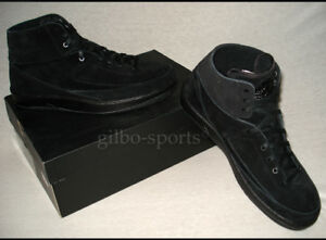 low priced fd196 0be51 Das Bild wird geladen Nike-Air-Jordan-2-Retro-Decon-Triple-Black-