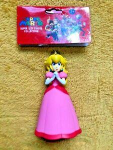 Super-Mario-5-034-Action-Figure-Princess-Peach-NEW-amp-SEALED