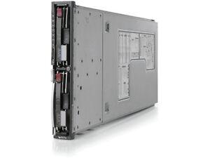 HP-Proliant-BL20P-G2-Server-Blade-Dual-Xeon-2-80Ghz-2Gb-RAM-2x36GB-HDD