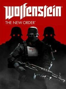 PS4 Platinum Trophy Service - Wolfenstein: The New Order