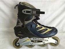 SALOMON X-TR W/ POWER ARCH DR85 (78mm X-TR) INLINE SKATES MEN'S US 12 Right Only