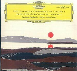 Liszt / Grieg - Ungarischen Rhapsodien Nr. 1 Und Nr. 2 / Peer-Gynt-Suiten Nr. 1