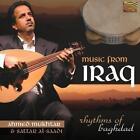 Music From Iraq-Rhythms Of Baghdad von Ahmed Mukhtar,Sattar Al-Saadi (2010)