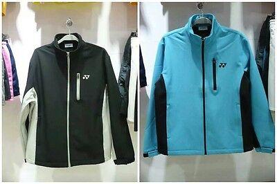 100/% YONEX 90027 UNISEX Jacket/_Light Blue or Black